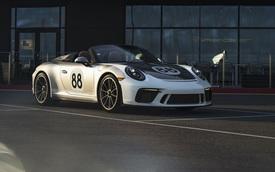 Porsche tặng nguyên chiếc 911 đặc biệt để đấu giá hỗ trợ nạn nhân COVID-19, người mua sẽ được toàn các sếp Porsche chăm sóc