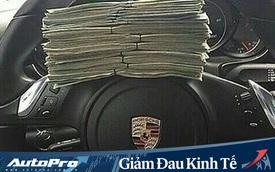 Công ty nhà người ta: Porsche vẫn thưởng mỗi nhân viên hàng trăm triệu dù đóng cửa nhà máy