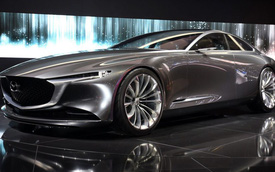 Mazda6 đời mới học theo công thức BMW: Dẫn động cầu sau, thiết kế đẹp miễn chê, Toyota Camry cần dè chừng
