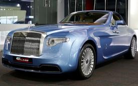 Hyperion: Siêu phẩm Rolls-Royce độc nhất vô nhị do Pininfarina chế tác vẫn chưa tìm được chủ