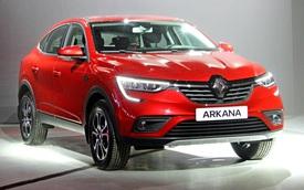 Lộ giá bộ đôi Renault vừa về Việt Nam: Kaptur 780 triệu đấu Kona, Arkana từ 850 triệu đấu CR-V