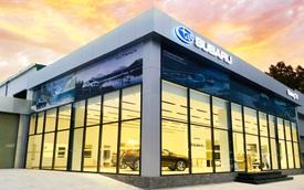Bất chấp dịch Covid-19, Subaru vẫn mở thêm showroom tại Việt Nam