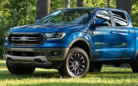 'Vua bán tải' Ford Ranger bất ngờ nâng công suất lên gần bằng Raptor