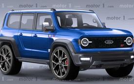 Đã giống 'Mẹc G', Ford Bronco nay còn có khả năng nhún nhảy như Mercedes-Benz GLS