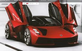 Đại gia được chiều chuộng thế nào khi bỏ hàng triệu USD mua siêu xe hàng hiếm Lotus Evija?
