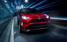 Đang gây sốt ở Việt Nam, Toyota RAV4 chạm mốc bán 10 triệu xe trên toàn cầu