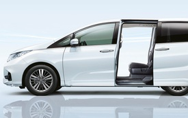 Honda Odyssey được độ làm xe cứu thương, ngăn dịch COVID-19 như thế nào?