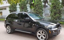 Bán BMW X5 giá hơn 500 triệu, chủ xe chia sẻ: 'Nuôi xe một năm chỉ tốn 20 triệu'
