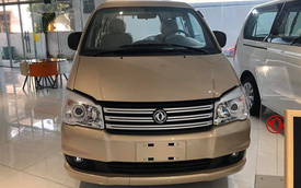 Xế lạ Dongfeng M3 giá 489 triệu đồng về Việt Nam: MPV 5 chỗ to như Toyota Hiace, giá cạnh tranh Suzuki Ertiga