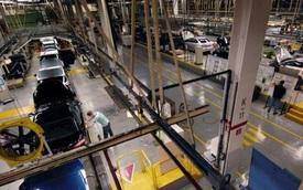 Hơn 1,1 triệu công nhân ngành ô tô châu Âu bị ảnh hưởng bởi Covid-19