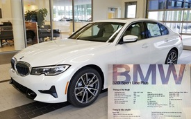 Lộ thông số và trang bị chi tiết BMW 320i giá 'mềm' sắp bán tại Việt Nam: Nhiều công nghệ hiện đại đấu Mercedes-Benz C-Class