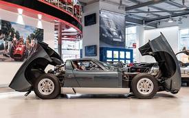 Bị Hoàng gia Ả-rập bỏ xó, Lamborghini Miura SV siêu độc tìm chủ mới với giá siêu đắt đỏ