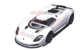 Cú lừa hậu duệ của huyền thoại Porsche 918 Spyder