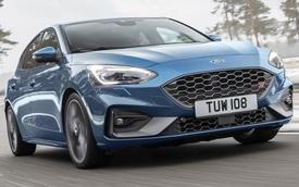 Ford Focus RS bị khai tử khi chưa ra đời