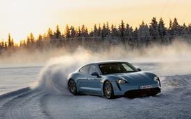 Vừa về Việt Nam, Porsche Taycan đã sắp có bản giá rẻ với dẫn động cầu sau cho nhà giàu mới nổi