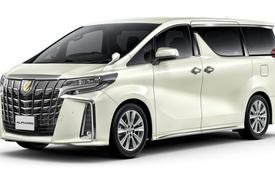 'Chuyên cơ mặt đất' Toyota Alphard có thêm bản Type Gold cho đại gia