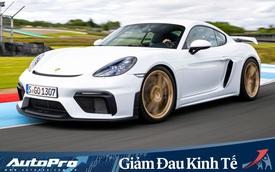 Porsche vẫn bán chạy ngoài mong đợi thời COVID-19