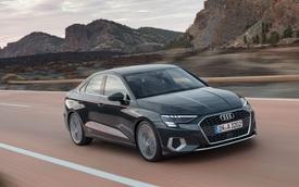 Ra mắt Audi A3 sedan thế hệ mới: Tăng mọi thứ để cạnh tranh Mercedes A-Class