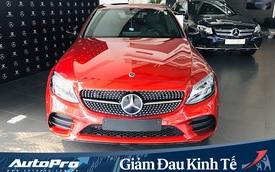 Mercedes-Benz trước cơ hội lấn lướt BMW, Lexus khi được giảm thuế hàng trăm triệu đồng