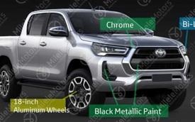 Toyota Hilux thế hệ mới hoãn ra mắt vô thời hạn vì… đại lý yêu cầu