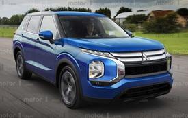 Mitsubishi Outlander thế hệ mới lộ thêm thông tin: Không chỉ mượn được khung gầm mà còn cả động cơ của Nissan X-Trail