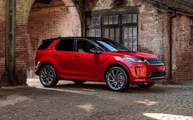 Land Rover Discovery 2021 lần đầu lộ màn hình 'khủng long'