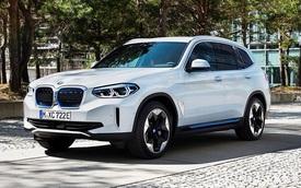 BMW iX3 bất ngờ rò rỉ trước ngày ra mắt - SUV tương lai nhiều người mong chờ