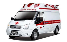 Đây là cách Ford Transit được hoán cải thành xe cứu thương áp lực âm giá khoảng 2 tỷ đồng