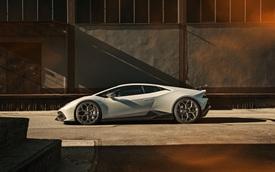 Lamborghini Huracan Evo độ Novitec: Không cần hào nhoáng nhưng vẫn đẹp