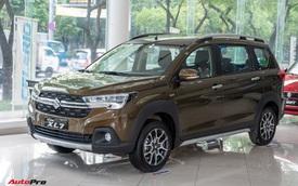 Suzuki XL7 bất ngờ bán chạy, vượt các xe Toyota, bám đuổi vua doanh số Xpander