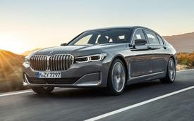BMW 7-Series mới sẽ có trang bị xịn như Rolls-Royce, tản nhiệt phát sáng đối đầu S-Class