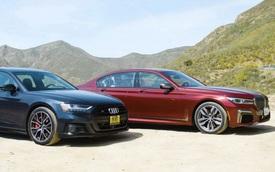 BMW 7-Series và Audi A8 sẽ 'cho nhau lối đi riêng'