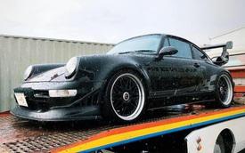 Khui công hàng hiếm Porsche 930 Turbo với gói độ RUF, sẽ về Việt Nam trong tương lai gần