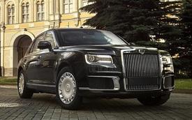 Lộ diện xe sang quốc dân nước Nga trông như Rolls-Royce Cullinan