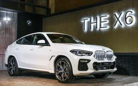 BMW X6 2020 về Việt Nam với nhiều công nghệ hiện đại, hoàn thiện dàn X mới nhất đấu SUV của Mercedes-Benz