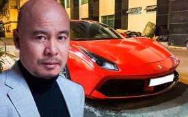 Chia tay ông Đặng Lê Nguyên Vũ, Ferrari 488 GTB màu đỏ tìm được chủ nhân mới tại Sài Gòn