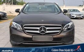 Đại lý Mercedes-Benz xả kho xe trưng bày và chạy thử - Rẻ hơn mua mới hàng trăm triệu đồng