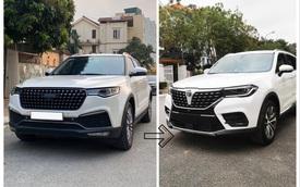Vội 'lên đời' Brilliance V7, nhiều chủ nhân Zotye Z8 bán xe chạy lướt giá hơn 500 triệu đồng