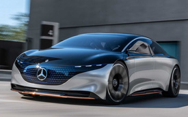 "Sau ""S-Class của xe điện"", Mercedes làm hẳn ""AMG S-Class của xe điện"""