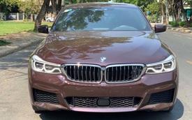 Còn mới nguyên, BMW 640i Gran Turismo độc nhất Việt Nam 'hạ giá' 3 tỷ đồng sau gần 2 năm không sử dụng