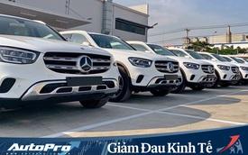 Giá xe tại Việt Nam thêm cơ hội giảm cả trăm triệu đồng