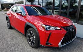 Lexus UX 200 hàng độc tại Việt Nam lộ giá tính thuế hơn 1,8 tỷ đồng, cạnh tranh Mercedes-Benz GLA và BMW X1