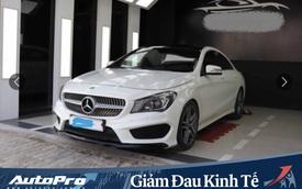 Nhiều ngân hàng tại Việt Nam thanh lý ô tô: Mercedes-Benz giá 750 triệu đồng, có xe như 'sắt vụn' giá 100 triệu đồng