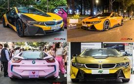 Đây là những cách 'làm mới' của chủ xe BMW i8 khi bị chê đi xe 'hết thời'