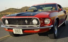 Lộ hàng loạt phiên bản mới của Ford Mustang - Khi 'ngựa hoang' lột xác
