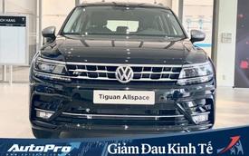 Volkswagen Việt Nam chơi lớn: Giảm cao nhất hơn 200 triệu đồng cho xe hot