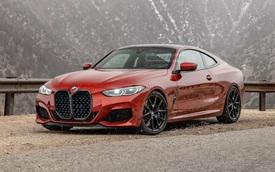 BMW 4-Series với 'lỗ mũi ác mộng' chốt lịch ra mắt: Nhiều chi tiết bê nguyên từ 3-Series