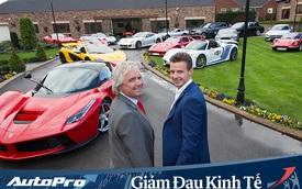 Gặp gã chuyên bán xe khủng cho giới siêu giàu: Bán được Range Rover khi 12 tuổi, sống qua 3 cuộc suy thoái nhưng là 'gai' trong mắt các hãng xe