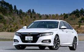 Hình ảnh Honda Accord 2020 thể thao hơn với gói độ JDM