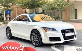 12 năm chỉ chạy 46.000 km, Audi TT vẫn rớt giá rẻ ngang Hyundai Elantra